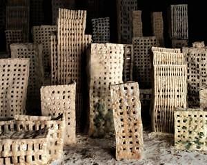 Cidade feita de pão