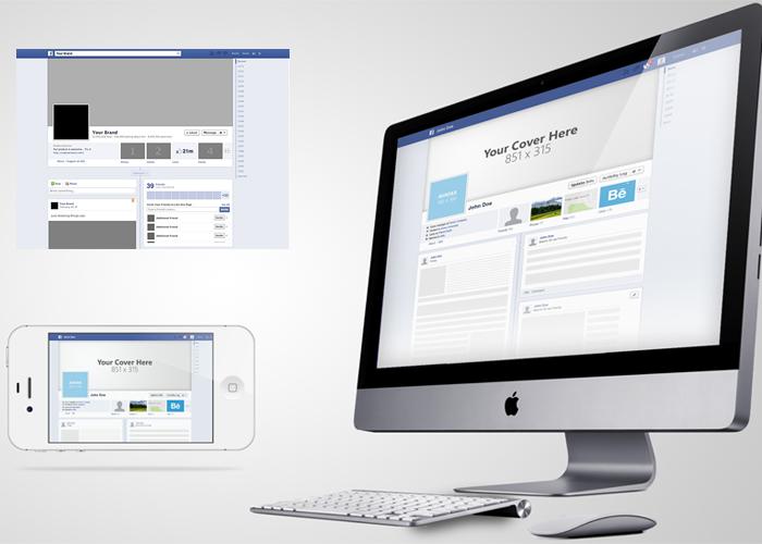 Facebook Mockups FREE – Design Culture