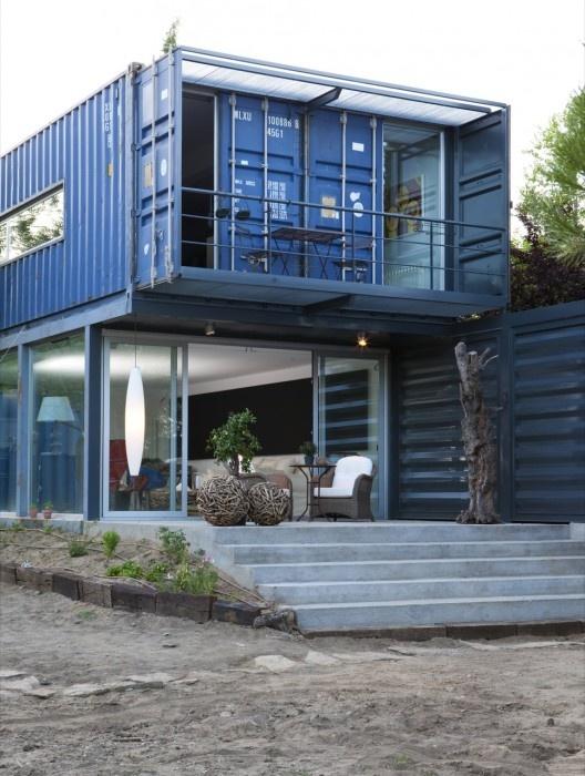 Casas container design culture - Casa container espana ...