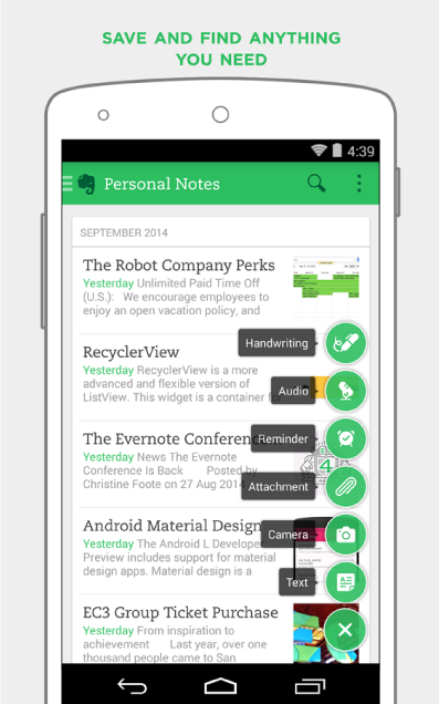 evernote-menu