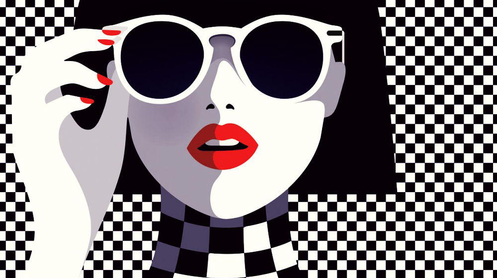 O estilo minimalista ousado da francesa malika favre for Minimalismo caracteristicas