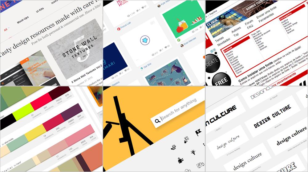 17 Sites que todo Designer precisa conhecer