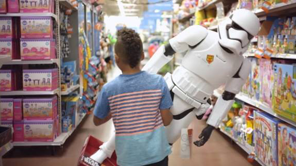 Natal Walmart Nava York 2015