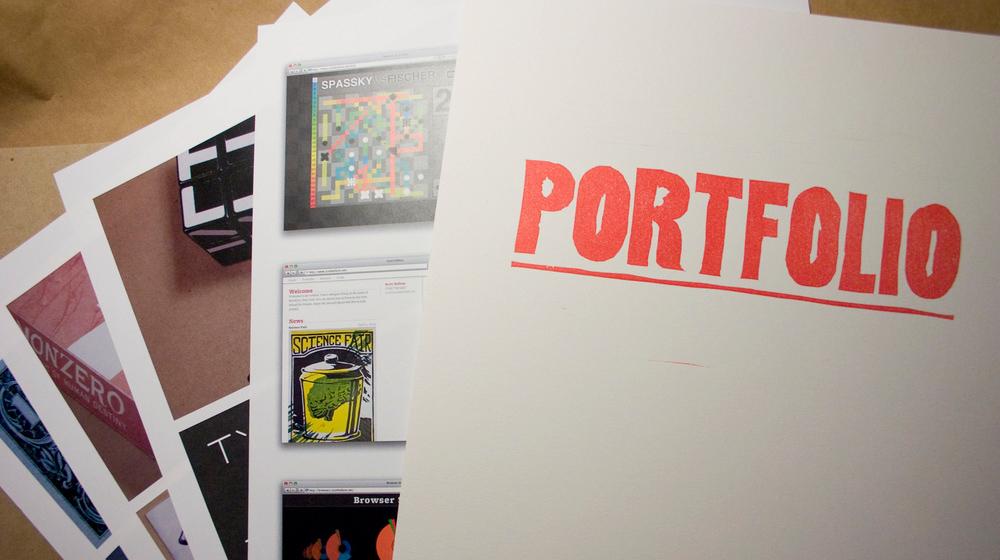 como organizar um senhor portfolio participar de eventos inspirar-se colocar as peças corretamente na pasta