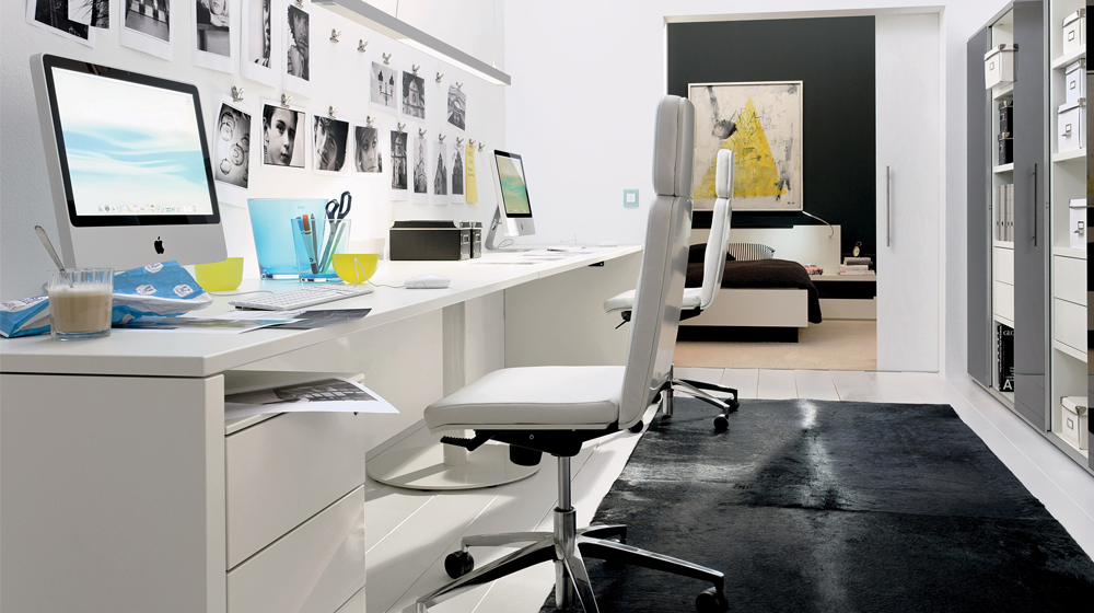 Incroyable Como Montar Um Home Office Produtivo? Design Culture