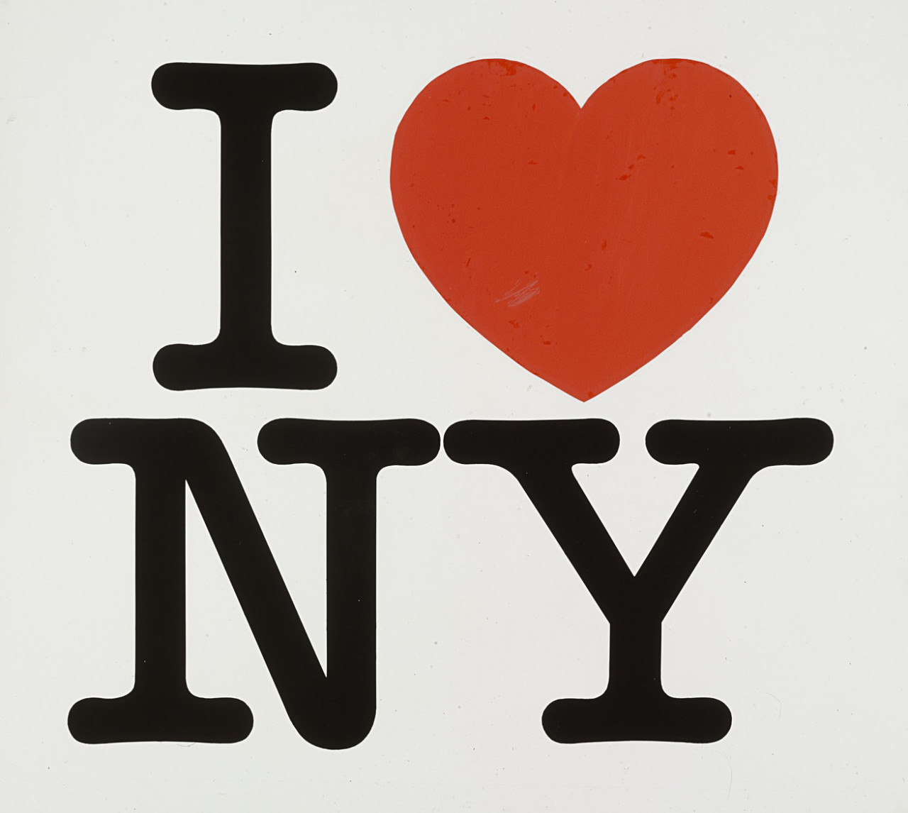 Milton Glaser, love, 1976