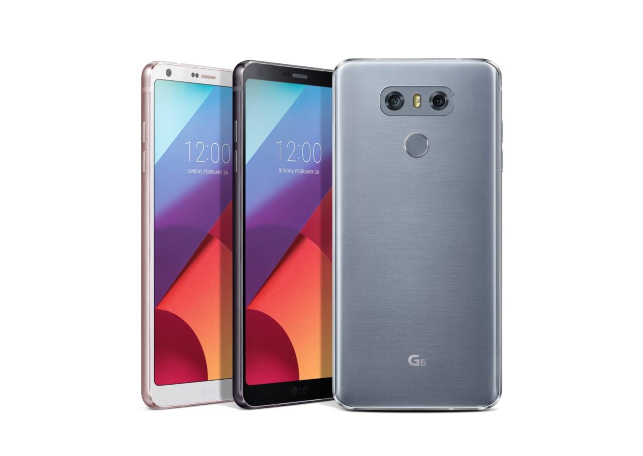 """26d96e682d Vivo e LG oferecem """"test drive"""" com o LG G6 antes da compra – Design ..."""