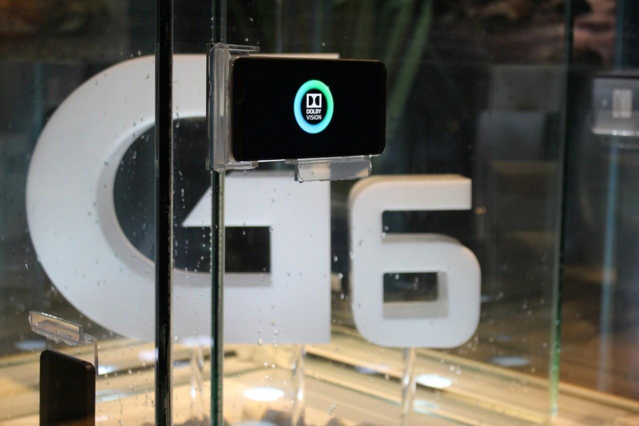 1a2e420466 A LG traz para o Brasil LGG6 com capacidade para 64GB e ...