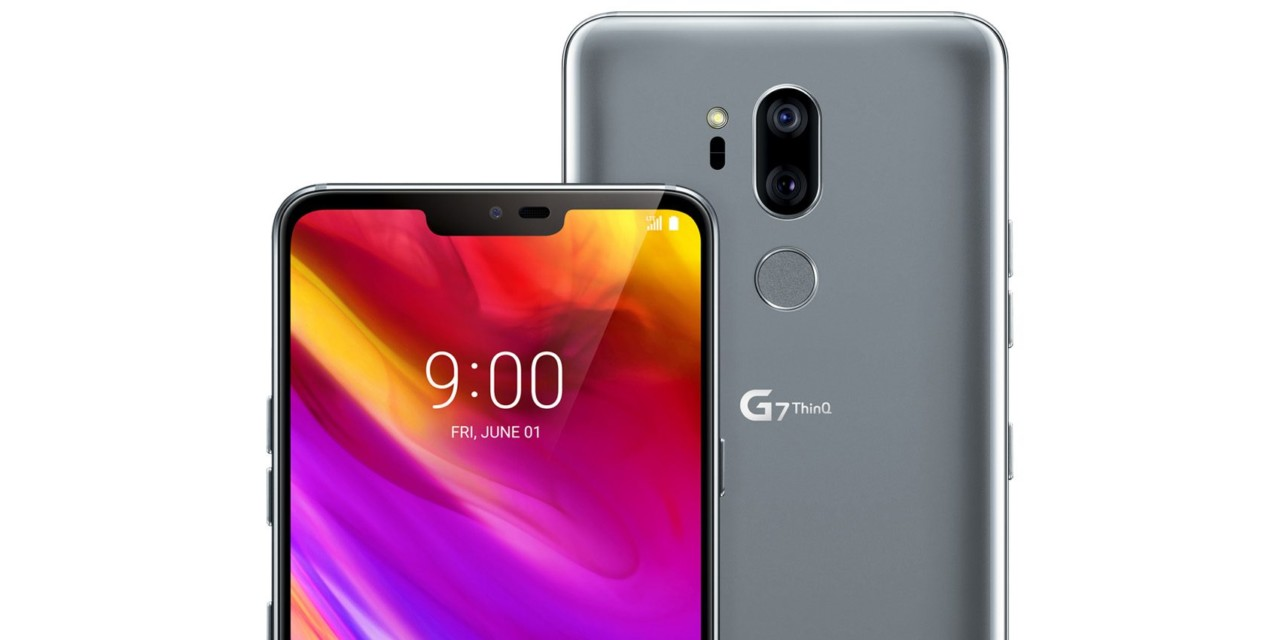 4cb95d49f5 LG G7 THINQ OFERECE MUITA INTEGRAÇÃO COM IA PARA MÁXIMA CONVENIÊNCIA ...