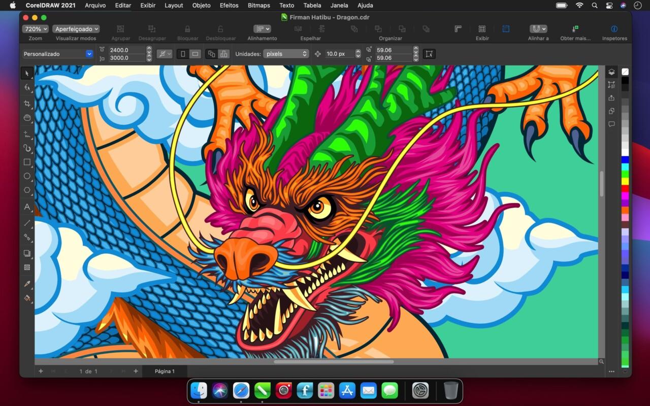 Novo CorelDRAW Graphics Suite 2021 chega ao mercado com foco em projetos  remotos de design gráfico – Design Culture